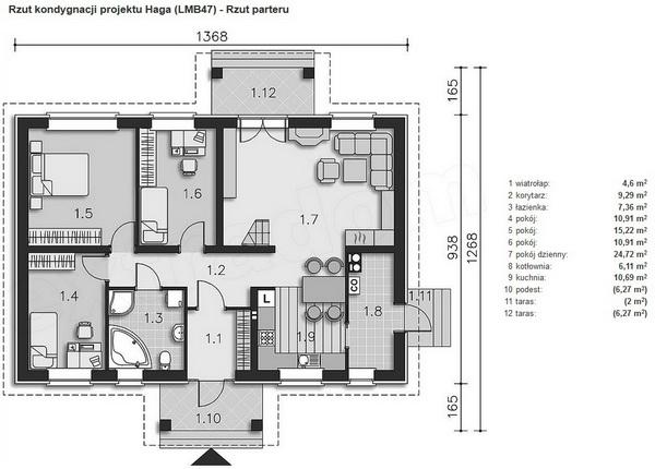 small cozy 3 bedroom house (4)