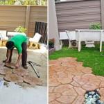 Review : สวนน้อยหน้าบ้าน ทำเองแบบบ้านๆ ด้วยงบประมาณแสนถูก!!