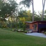 บ้านไม้คอทเทจสมัยใหม่ ท่ามกลางธรรมชาติ ร่มรื่นน่าอยู่แบบบ้านสวน