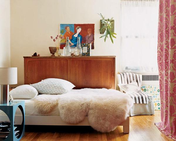 staghorn-fern-in-bedroom-design