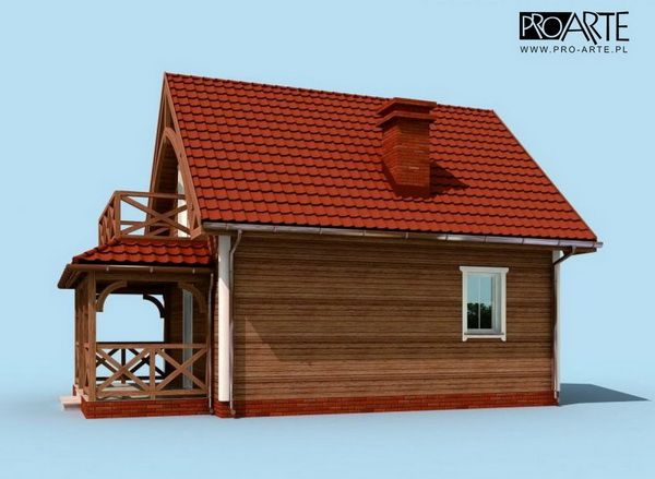 traditional 2 storey log cabin (3)