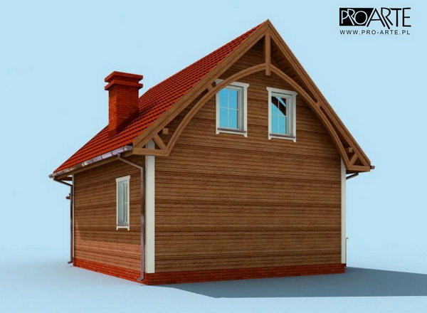 traditional 2 storey log cabin (4)