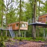 บ้านสวนใต้ถุนสูง ตกแต่งด้วยไม้และเหล็ก เหมาะกับทำเป็นรีสอร์ท