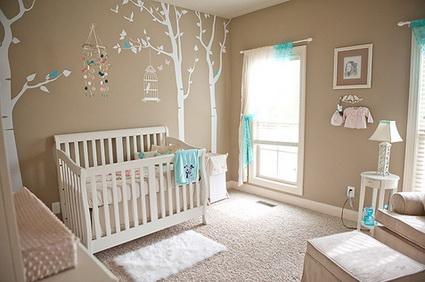 10 Delightful baby Bedroom ideas (1)