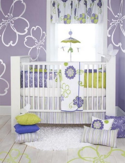 10 Delightful baby Bedroom ideas (2)