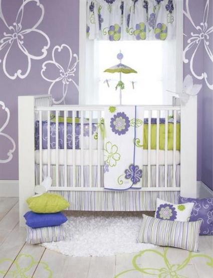 10 Delightful baby Bedroom ideas (2)