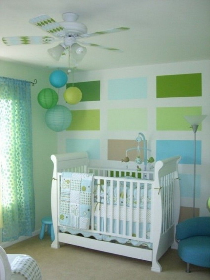 10 Delightful baby Bedroom ideas (8)