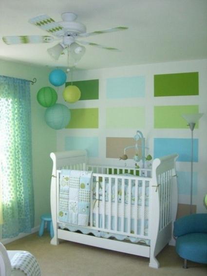 10 Delightful baby Bedroom ideas (8)