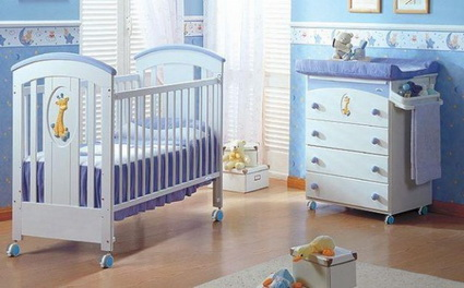 10 Delightful baby Bedroom ideas (9)