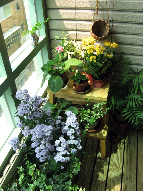 10 Ideas Garden in small space (9)