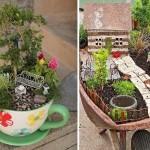 """เพิ่มพื้นที่สีเขียวด้วย 10 ไอเดีย """"สวนขนาดจิ๋ว"""" จะจัดไว้ในบ้านหรือวางไว้ในสวนก็เข้าท่า"""
