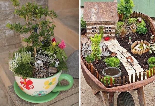 10 mini garden ideas cover