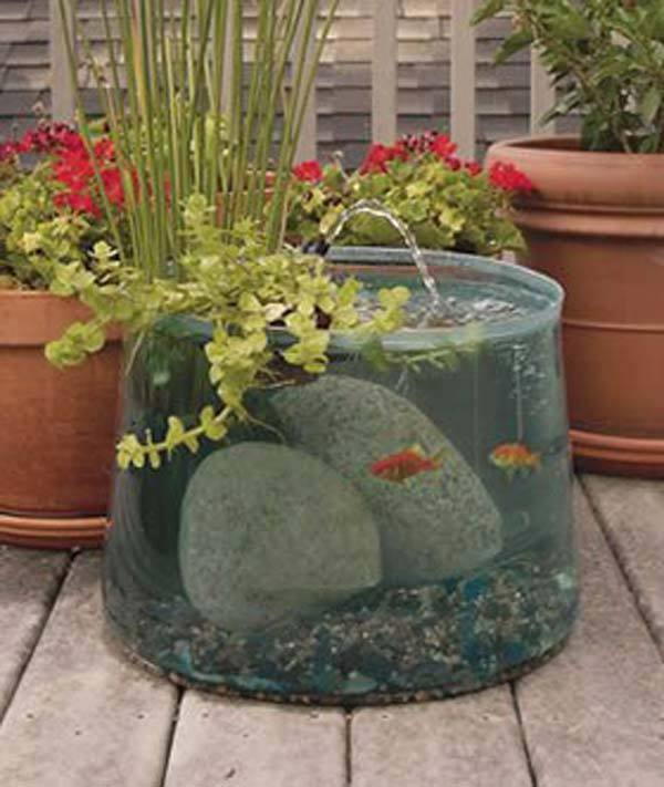 11 backyard fish pond ideas (3)