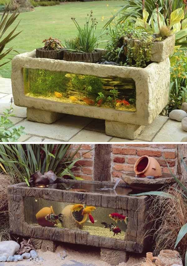 11 backyard fish pond ideas (6)