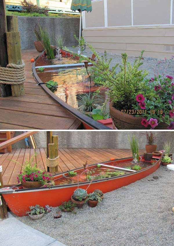 11 backyard fish pond ideas (8)