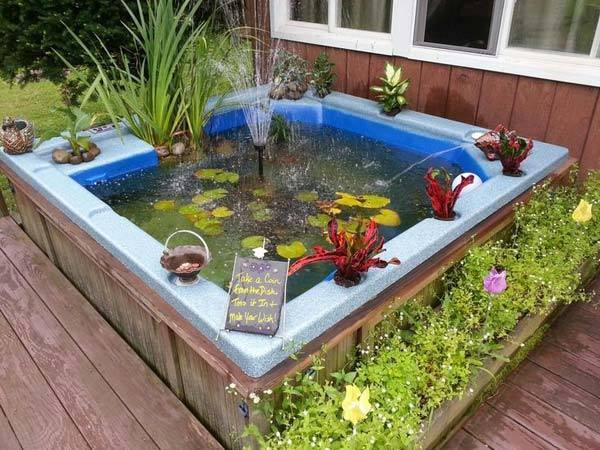 11 backyard fish pond ideas (9)
