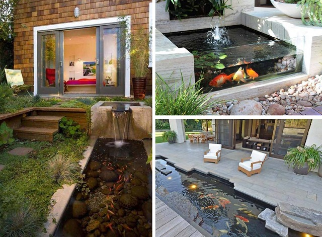 11 backyard fish pond ideas cover