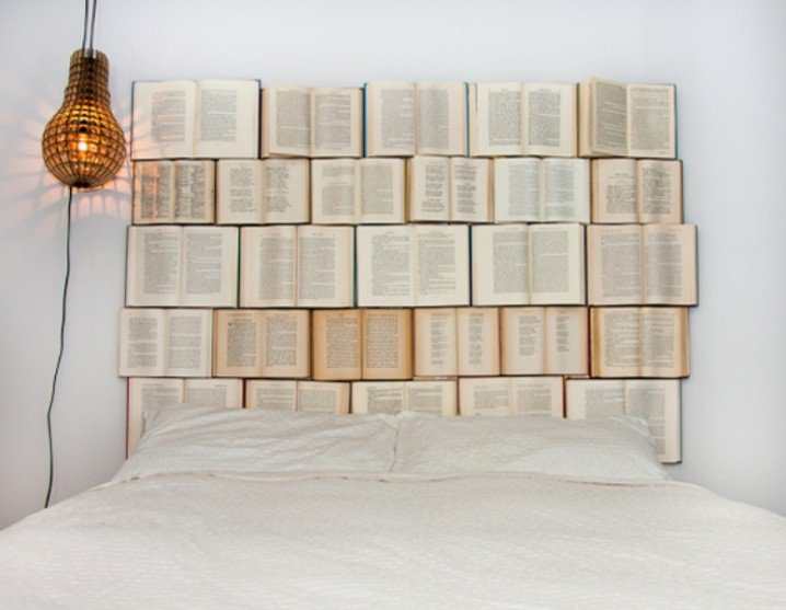13 ideas to reuse old books for house decoration (10)
