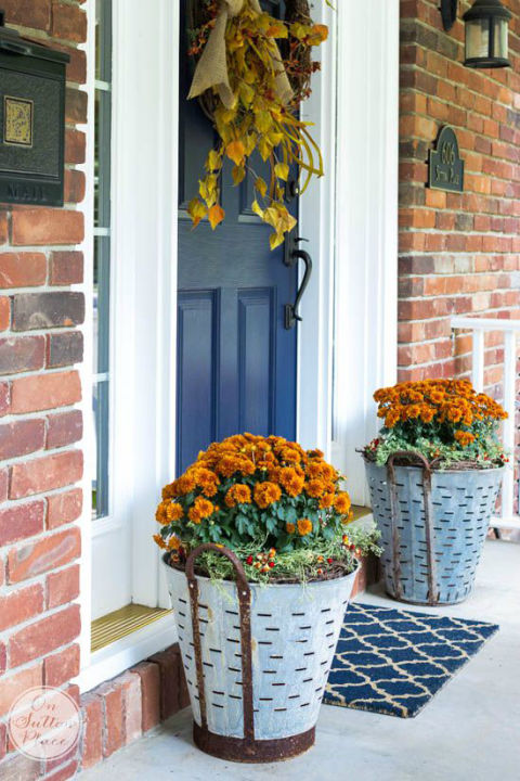 15 Front Door Flower Decorations (12)