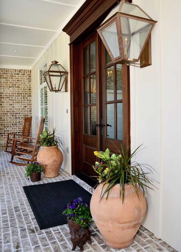 15 Front Door Flower Decorations (5)