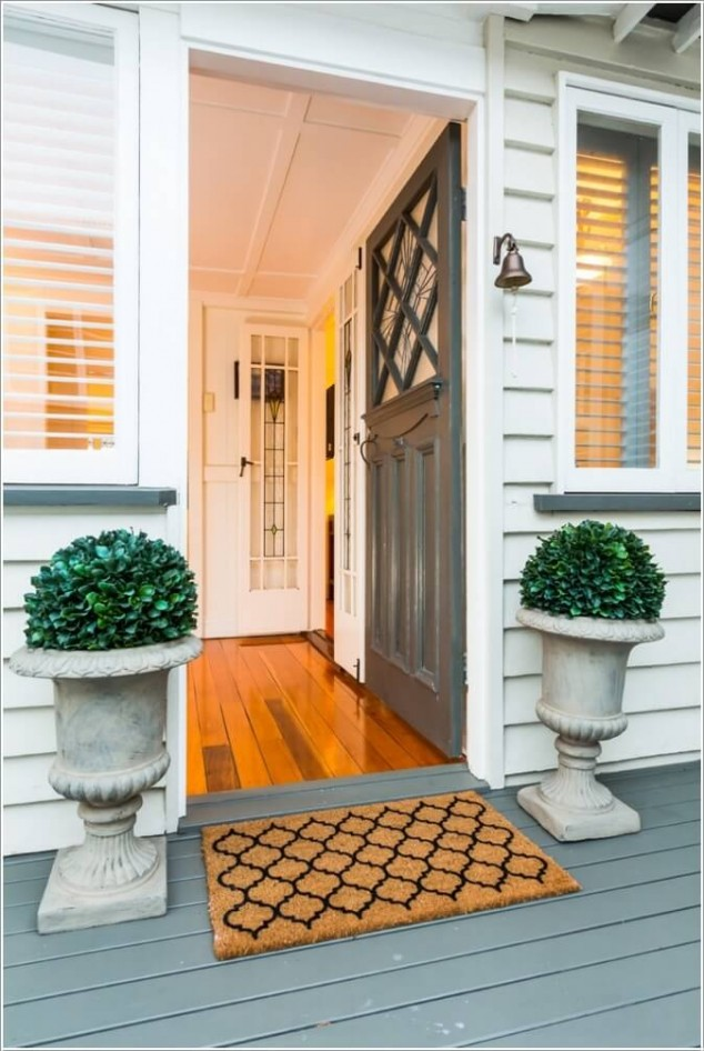 15 Front Door Flower Decorations (8)