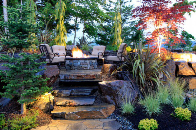 18-Captivating-Eclectic-Landscape-Designs-For-Your-Garden-17-630x419