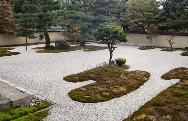 18 Ideas gardens in Japanese style (11)