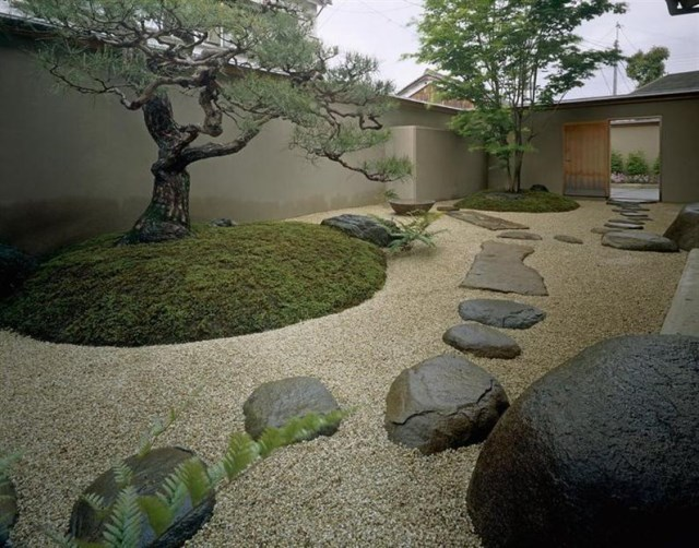 18 Ideas gardens in Japanese style (14)
