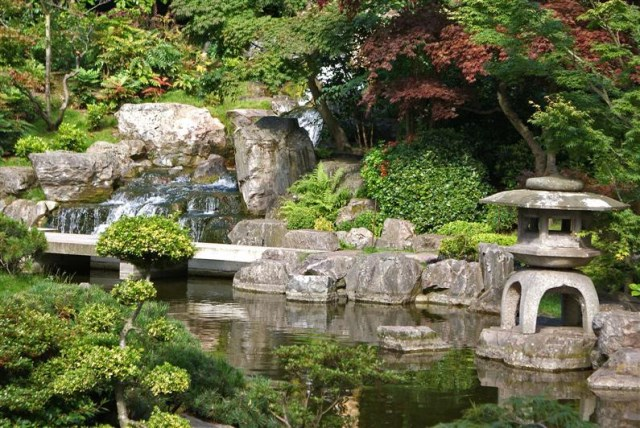 18 Ideas gardens in Japanese style (15)