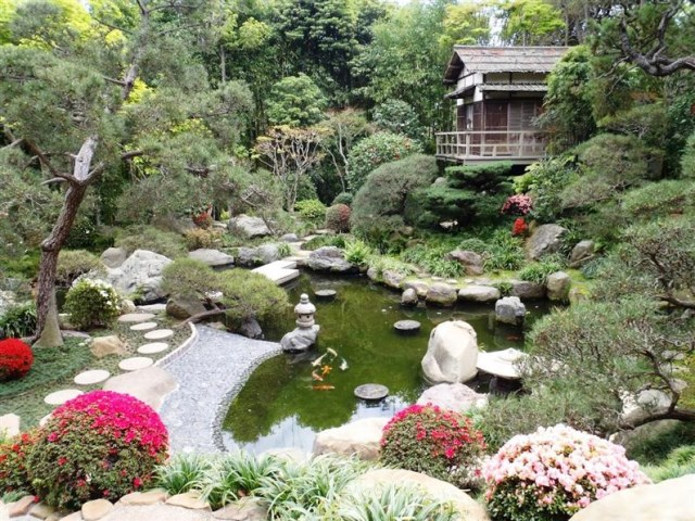 18 Ideas gardens in Japanese style (19)