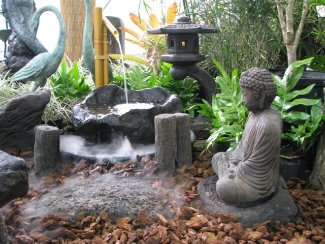 18 Ideas gardens in Japanese style (4)