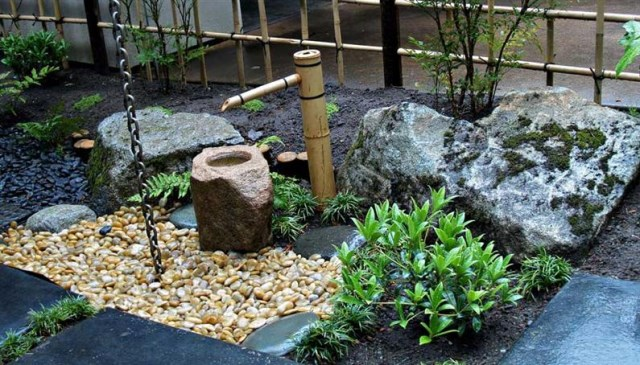 18 Ideas gardens in Japanese style (7)