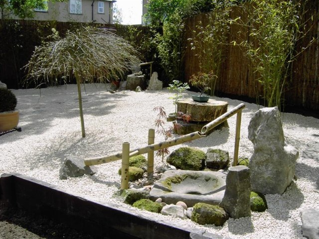 18 Ideas gardens in Japanese style (9)