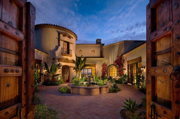 18 fountain designs courtyard (12)