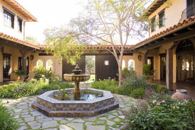 18 fountain designs courtyard (17)