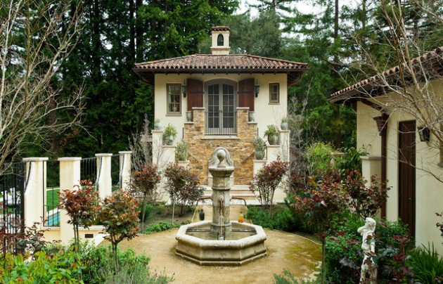 18 fountain designs courtyard (6)