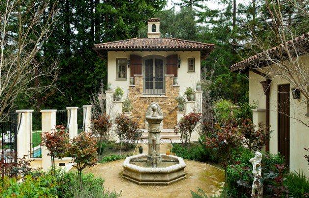 18 fountain designs courtyard (6)