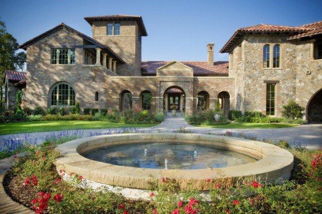 18 fountain designs courtyard (8)