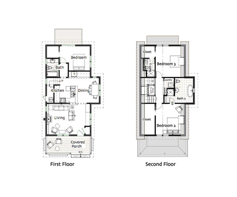 2 storey grey gable house (2)