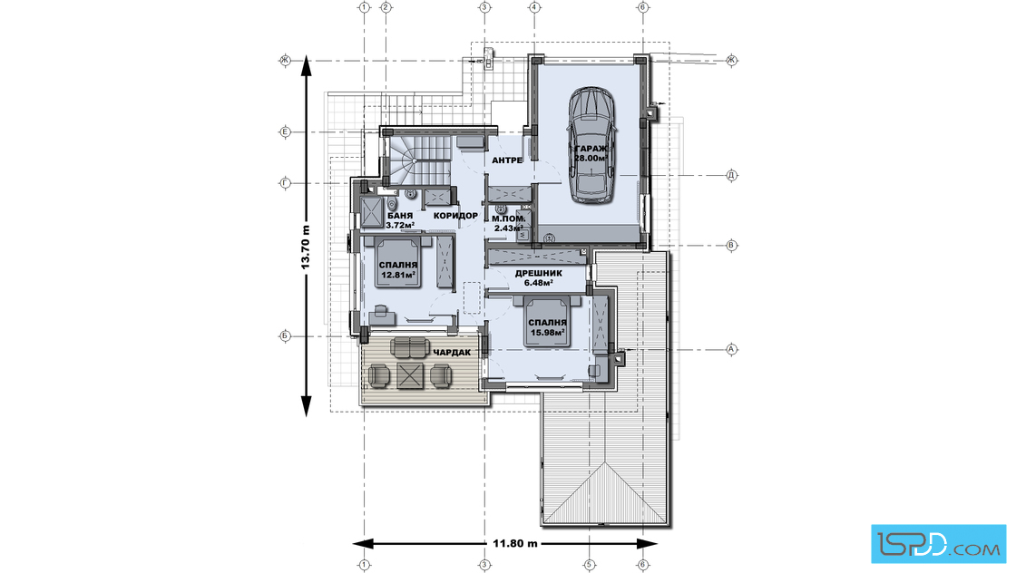 2 storey natural country house (5)