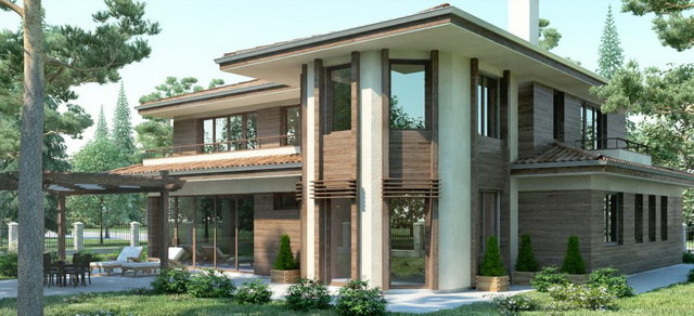 2 storey relaxing modern house (1)