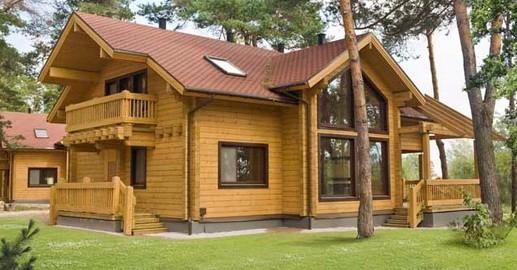 2 storey riverside cabin house (1)