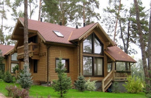 2 storey riverside cabin house (2)