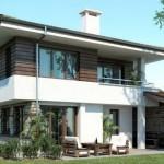 แบบบ้านสองชั้นทรงโมเดิร์น บรรยากาศแบบรีสอร์ท ดีไซน์เพื่อการพักผ่อนอย่างแท้จริง