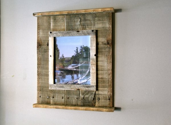 20 Ideas decorate walls with art on pallets (16)