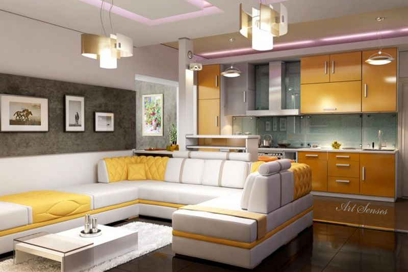 20 living kitchen room ideas (17)