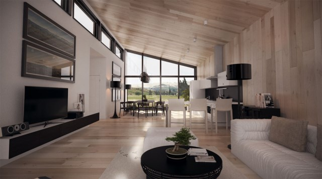3-bedroom-2-bathroom-modern-cabin house (2)