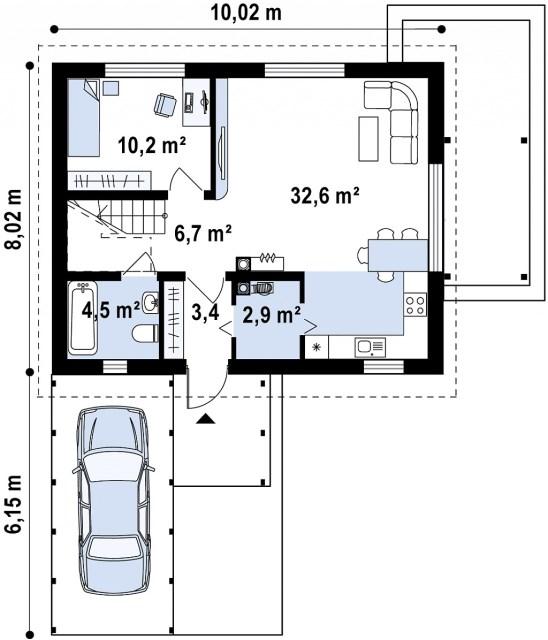3 bedroom contemporary home (1)