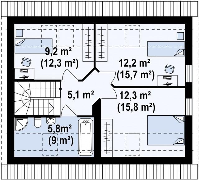 3 bedroom contemporary home (2)