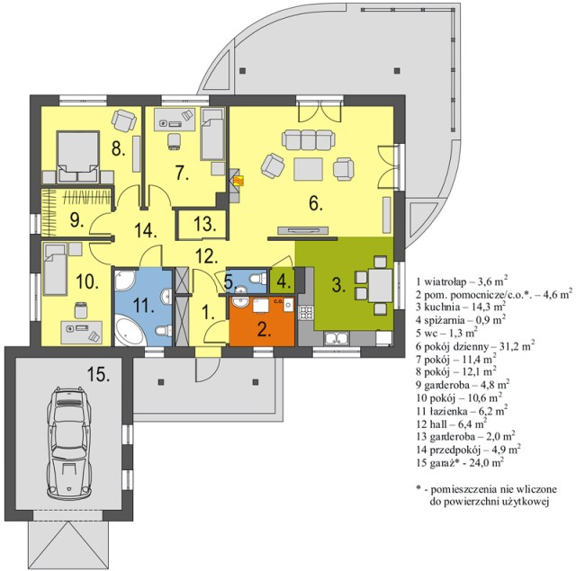 3 bedroom designs simple first family (1)